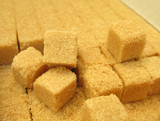 Sugarcubes sugar brown