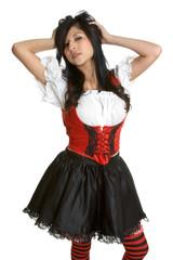 Hispanic Pirate