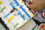 Anniversary Cake poster