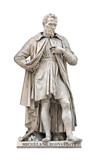 Michelangelo Buonarroti statue cutout poster