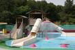 Parc d'attraction aquatique
