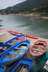 barche a Sant'Andrea