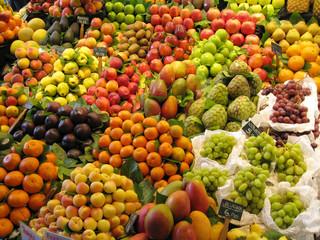 Früchte frisch vom Markt