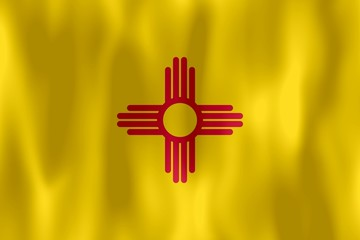 new mexico flag drapeau nouveau mexique