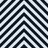 Seamless Hazard Stripes poster