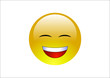 Aqua Emoticons - Laugh 2