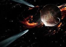 Comet Planeten