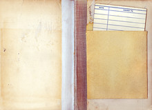 Klassiker-Bibliothek Buch Fälligkeit Karte