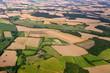 Rural ariel landscape - 8291752