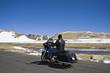 Biking in Rockies
