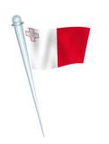 maltese flag poster