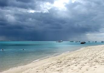 Mer d'orage