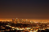 Fototapety Los Angeles by night
