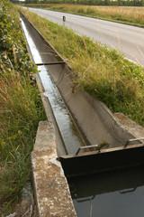 Canale per l irrigazione