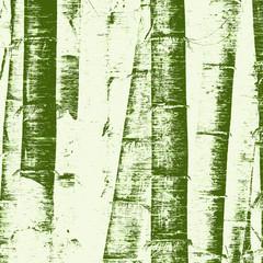 Bamboo grunge