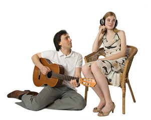 Serenade for the deaf