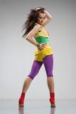 reggae dancer