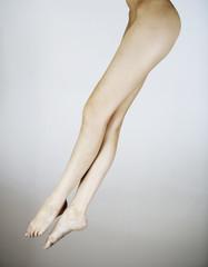 A female nude, legs
