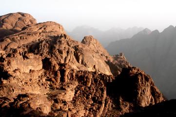 Mount Moses, Sinai