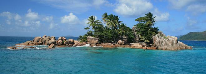 îlot Saint Pierre aux Seychelles
