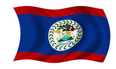 belize fahne flag