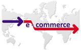 E-commerce poster