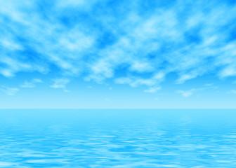 mare orizzontale