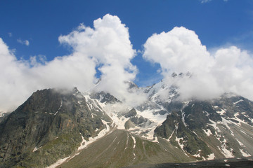 Caucasus mountain