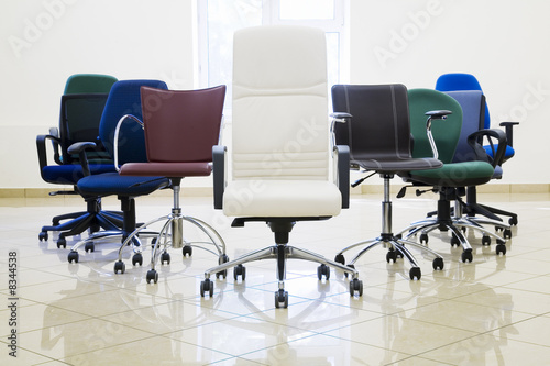 chairs leadership
