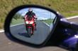 Motorradfahrer - 8345981