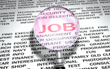 Magnify Lens On Job poster