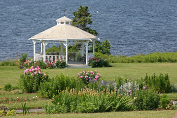 Seaside Gazebo