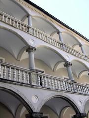 Alte Balkone