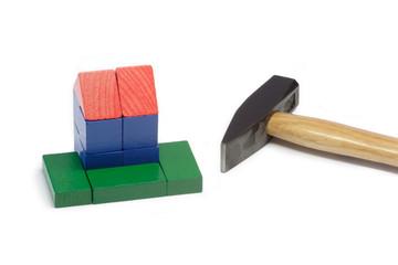 Haus und Hammer