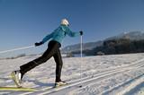 Klasyczne narciarstwo biegowe