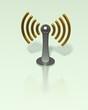Wlan - Antenne - Symbol