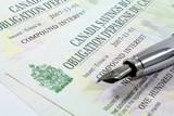 Canada Savings Bond poster