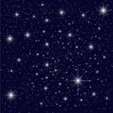 Fototapety Night Sky with Stars
