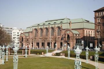 Mannheimer Rosengarten