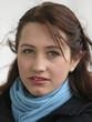 Portrait eines jungen Mädchens, junger Frau.