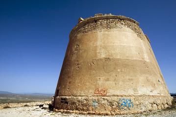 Carboneras - Torre de Mesa Roldán