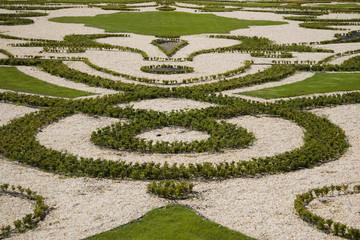 Belvedere Knot Garden