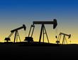 Oil Derrics