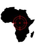 africa war poster