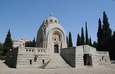 Serbian Military First World war cemetery Thessaloniki Greece