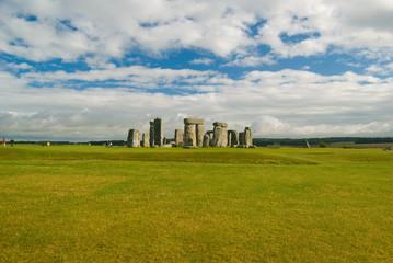 site neolithique de STONEHENGE