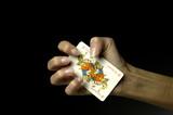 Joker in der Hand poster