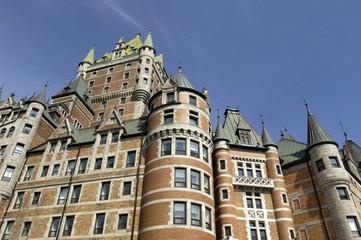 Canada, Québec, chateau de Frontenac