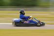 vitesse en karting