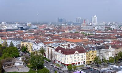 GENERAL VIEW OF VIENNA (AUSTRIA)